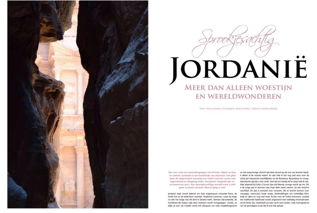 Reisreportage Jordanië